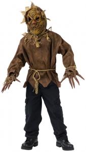 Boy's Evil Scarecrow Costume