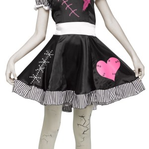 Broken Doll Junior Teen Costume