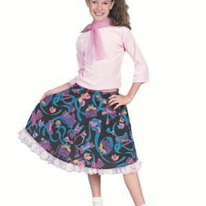 Car Hop Girl Costume