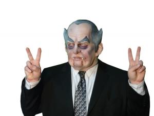 Count Nixon Mask