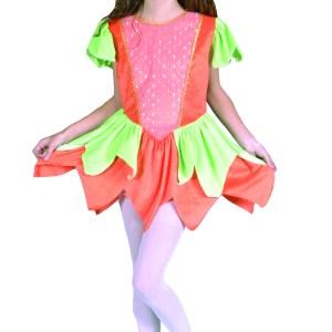 Girls Pumpkin Patches Costume