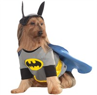 Batman Dog Costume - Large