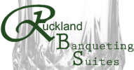 ruckland banqueting suites
