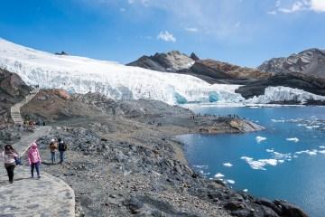To flotte fjellturer over 5000 moh i Huascarán Nasjonalpark