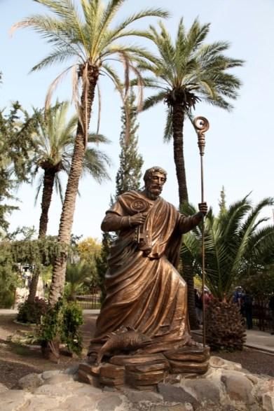 Статуя ап. Петра
