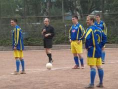 Начало матча