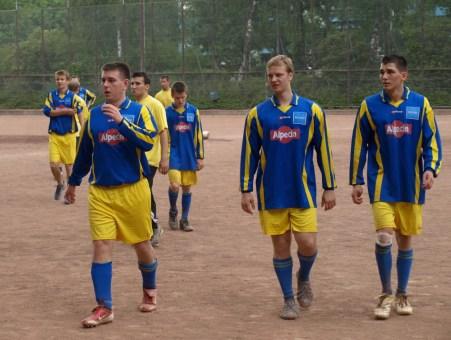 Команда общины св. Прокопия
