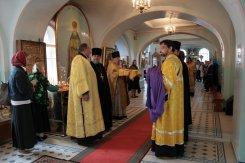 Свято-Иоанновский монастырь. Богослужение