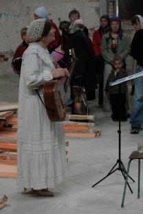 Концерт после Литургии. Престольный праздник св. прав. Артемия Веркольского
