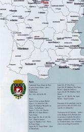 Карта-врезка. Телефоны, адреса