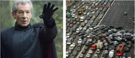 There's a reason why Magneto was never a traffic cop.