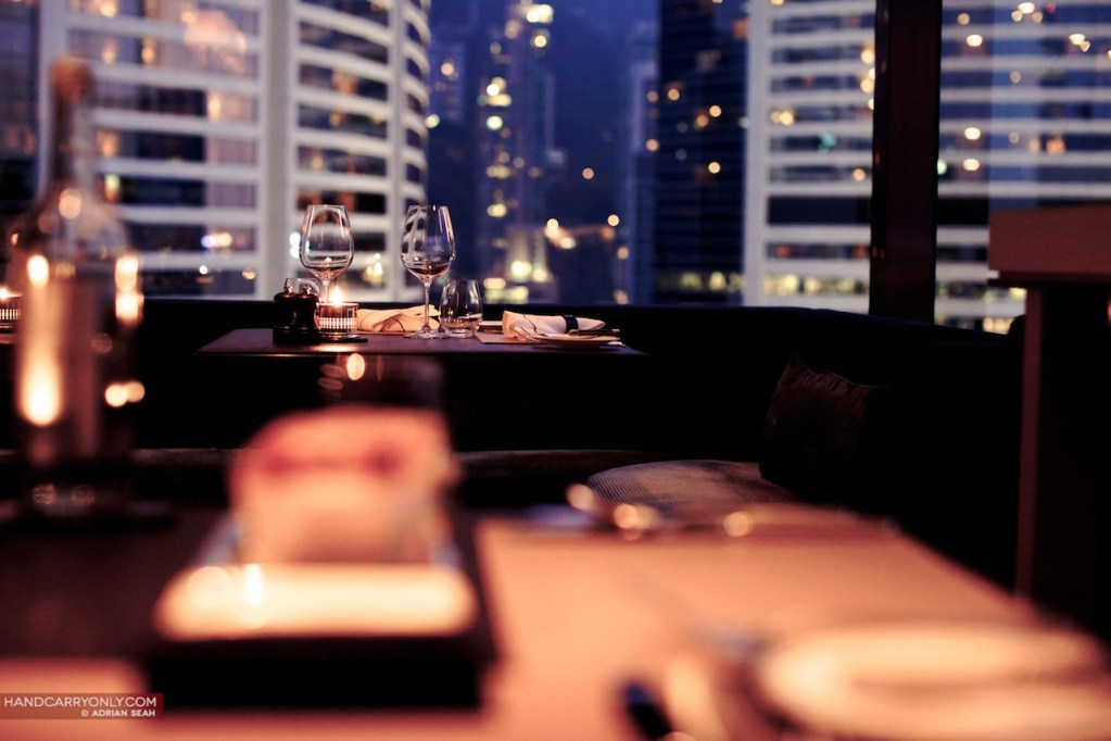 dinner for two in hong kong