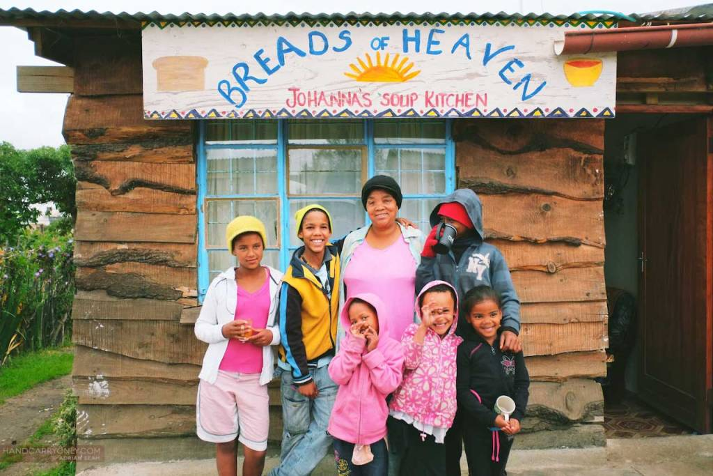 Joanna breads of heaven Kurland Village South Africa