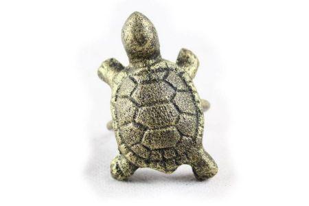 decorative napkin rings sea turtle home decor k 1413 gold3