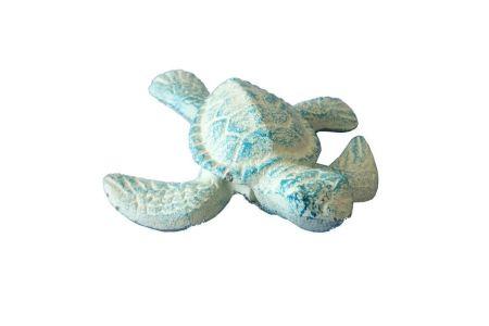 turtle decoration beach house decor small decorative turtle 2
