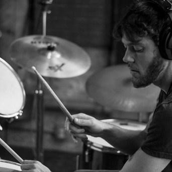 Analog Sessions, Volume 1. // Brandon Callies Band // Photo by Brooke Adams ©2015