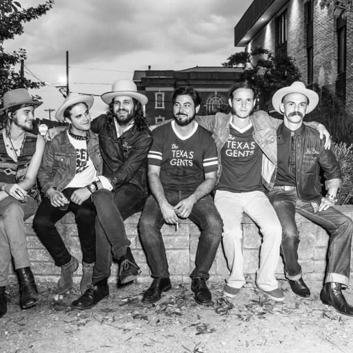 Cancer Jam 2016: The Texas Gentlemen // Photo by Sam Dietch
