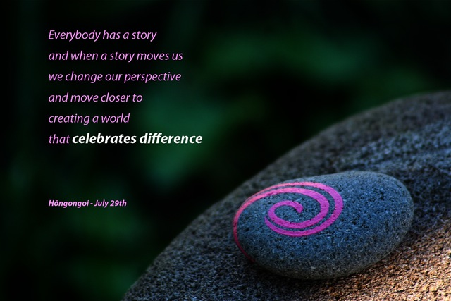 Day 210 - celebrating difference