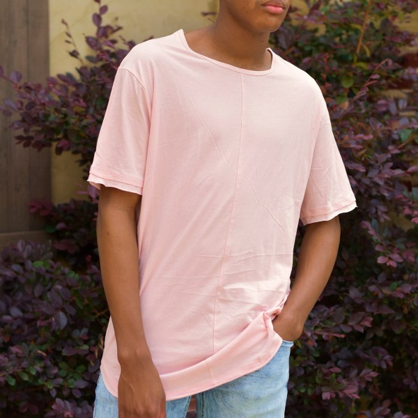 Pink Shirt-1
