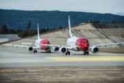 Norwegian har fått godkjent ETOPS for sine 737-800