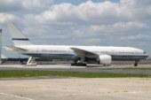 Privat 777 fikk vingen ødelagt etter sammentreff med rullebane
