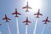 Må droppe flyoppvisning for første gang på 52 år