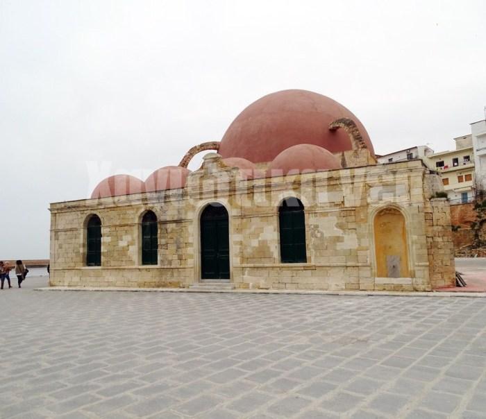 Το τέμενος Κιουτσούκ Χασάν ήταν το μοναδικό μεγάλο μνημείο που κατασκεύασαν οι Οθωμανοί από την αρχή