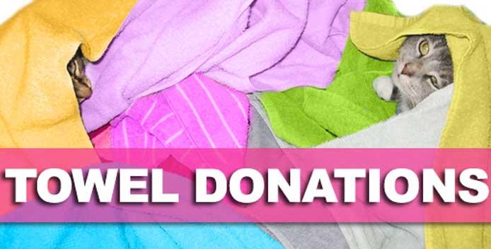 Towel Donations