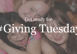 Get Ready for Giving Tuesday