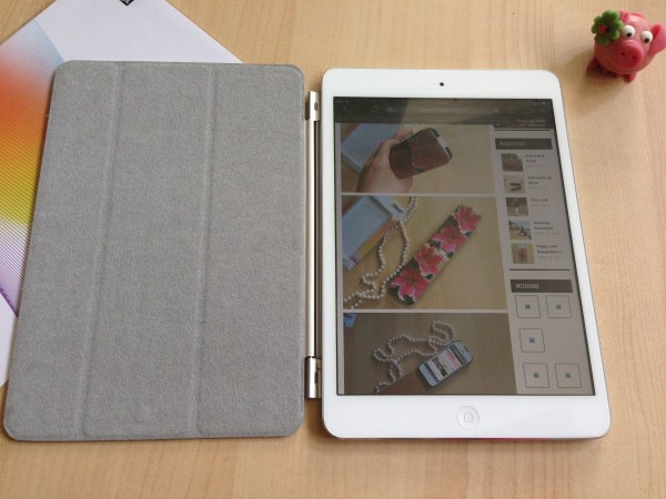 DeinDesign iPad smart cover