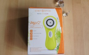 Clarisonic Mia 2 Reinigungsbürste & beauty blog