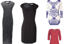 Four Must Have Dresses