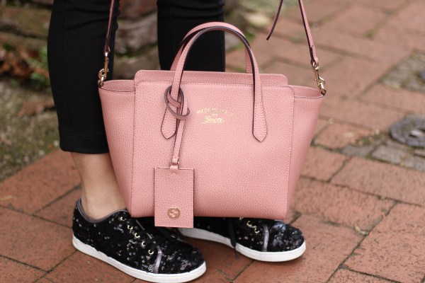 Gucci Swing Tasche, Gucci Schal, Monnalisa Mantel, Modeblogger aus Hannover, Fashion Blogger Hannove