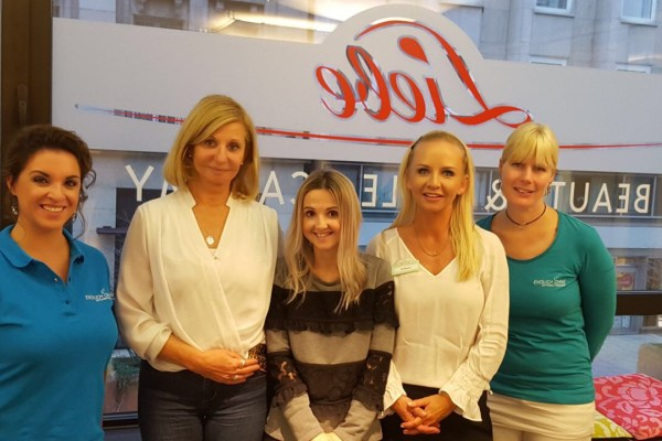 Beauty & Style Academy Event in Hannover, Endlich Ohne, Marion Dwyer, HAZ