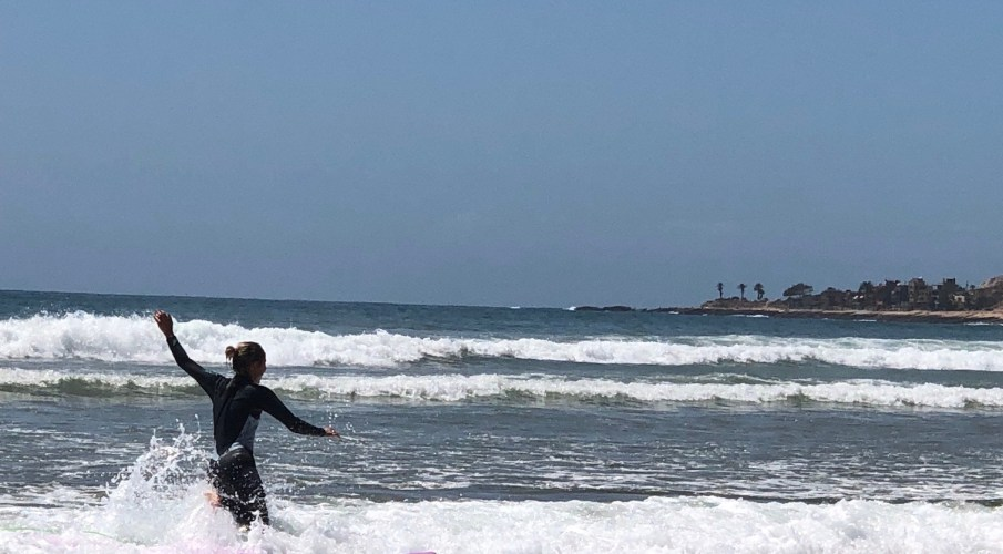 Morocco - Surfing in Taghazout