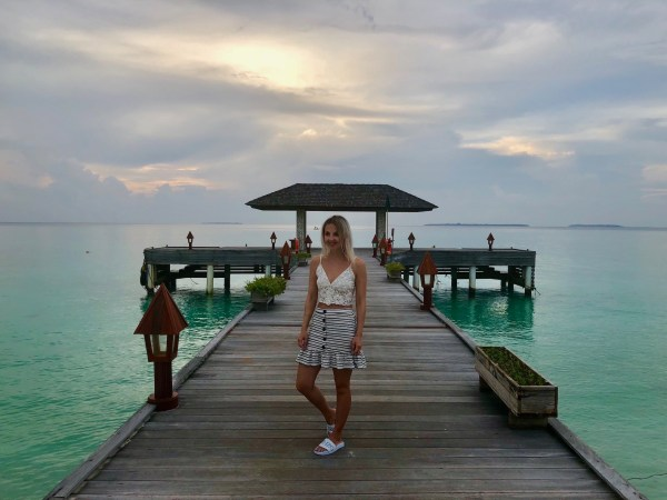 Hanimadhoo, Malediven, Maledives, The Bare Foot Eco Hotel