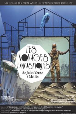 Les Voyages fantastiques- Ned Grujic