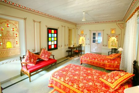 rajasthani style interior design beds and ds