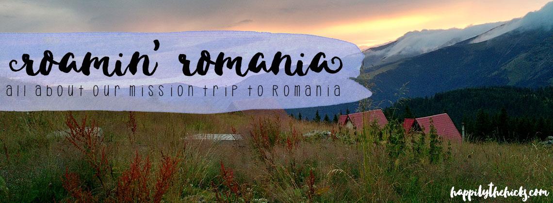 Roamin' Romania