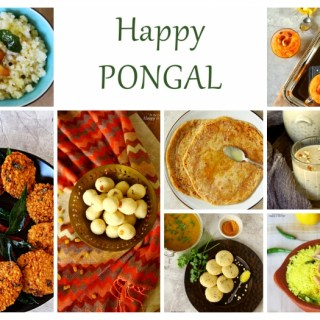 Happy PONGAL Collage 1