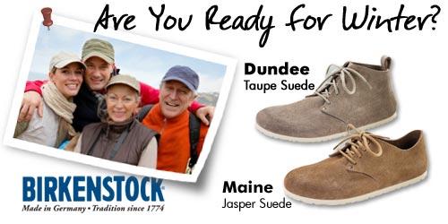Birkenstock Maine & Dundee
