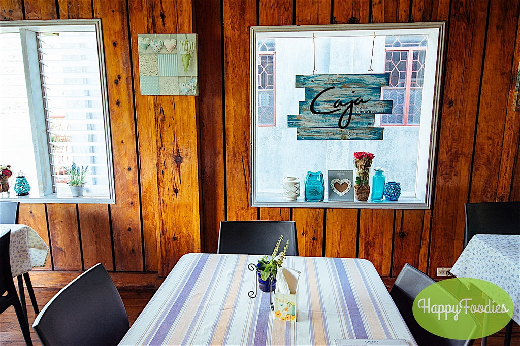 Caja: A Hidden, Homey Eating Place in Bontoc with a Marvelous View and Interesting Menu