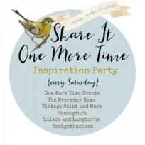 Shabbyfufu Share It One More Time Inspiration Party