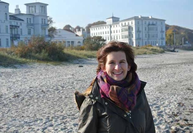 Outfitpost aus dem Urlaub im Grand Hotel Heiligendamm