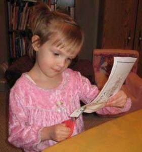 Practice for Preschoolers
