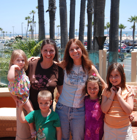 Desert and Mudslide Mamas and Families