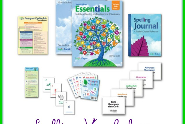 Essentials Volume 1 - Second Edition Review Logic Of English