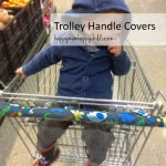 Trolley Handle Covers Review by Happy Mum Happy Child