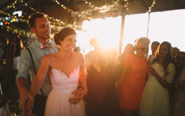 UK Barn Wedding Film