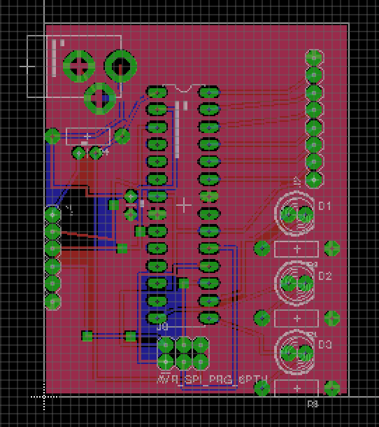 Designing my very own PCB